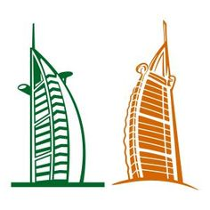 236x236 Burj Al Arab Redesign By Mohamed Abdulrub Arabic Logos