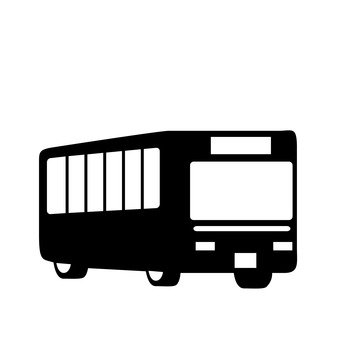 339x340 Free Silhouettes Toy, Silhouette, Bus
