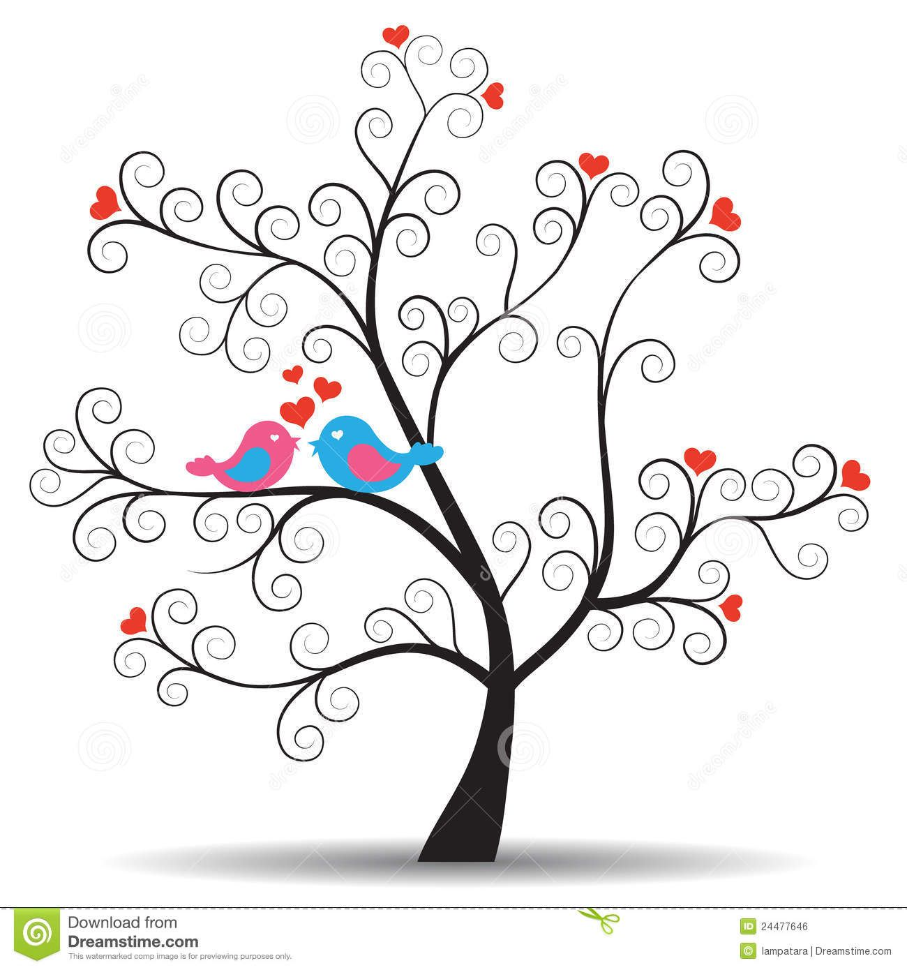 1300x1390 Images Of Tree And Bird Silhouette Romantic Tree With Inlove