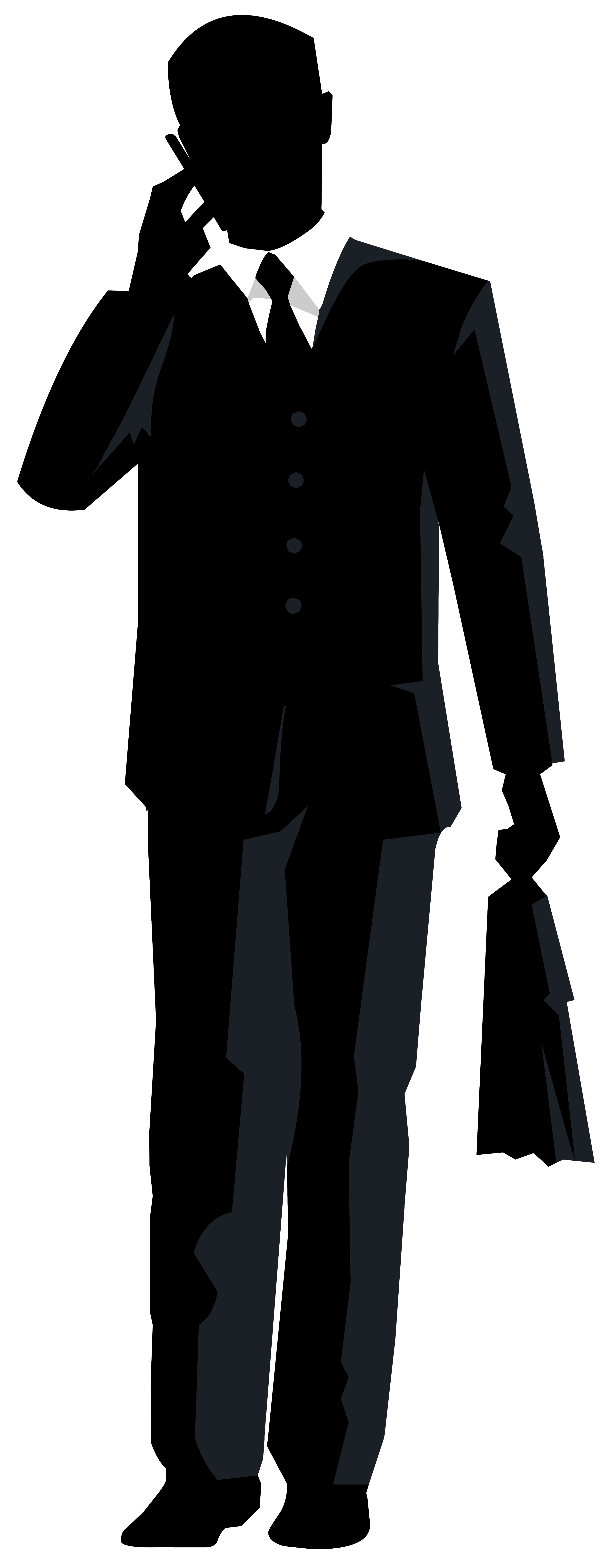 3111x8000 Businessman Silhouette Png Transparent Clip Art Imageu200b Gallery
