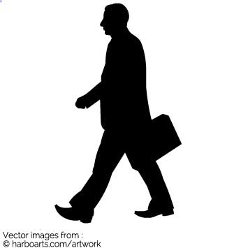 335x355 Download Businessman With Briefcase