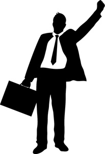 businessman silhouette at getdrawings com free for personal use