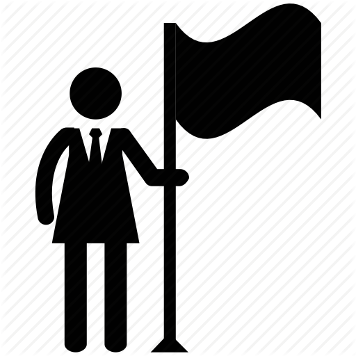512x512 Business Woman, Businessman, Businessman Silhouette, Woman