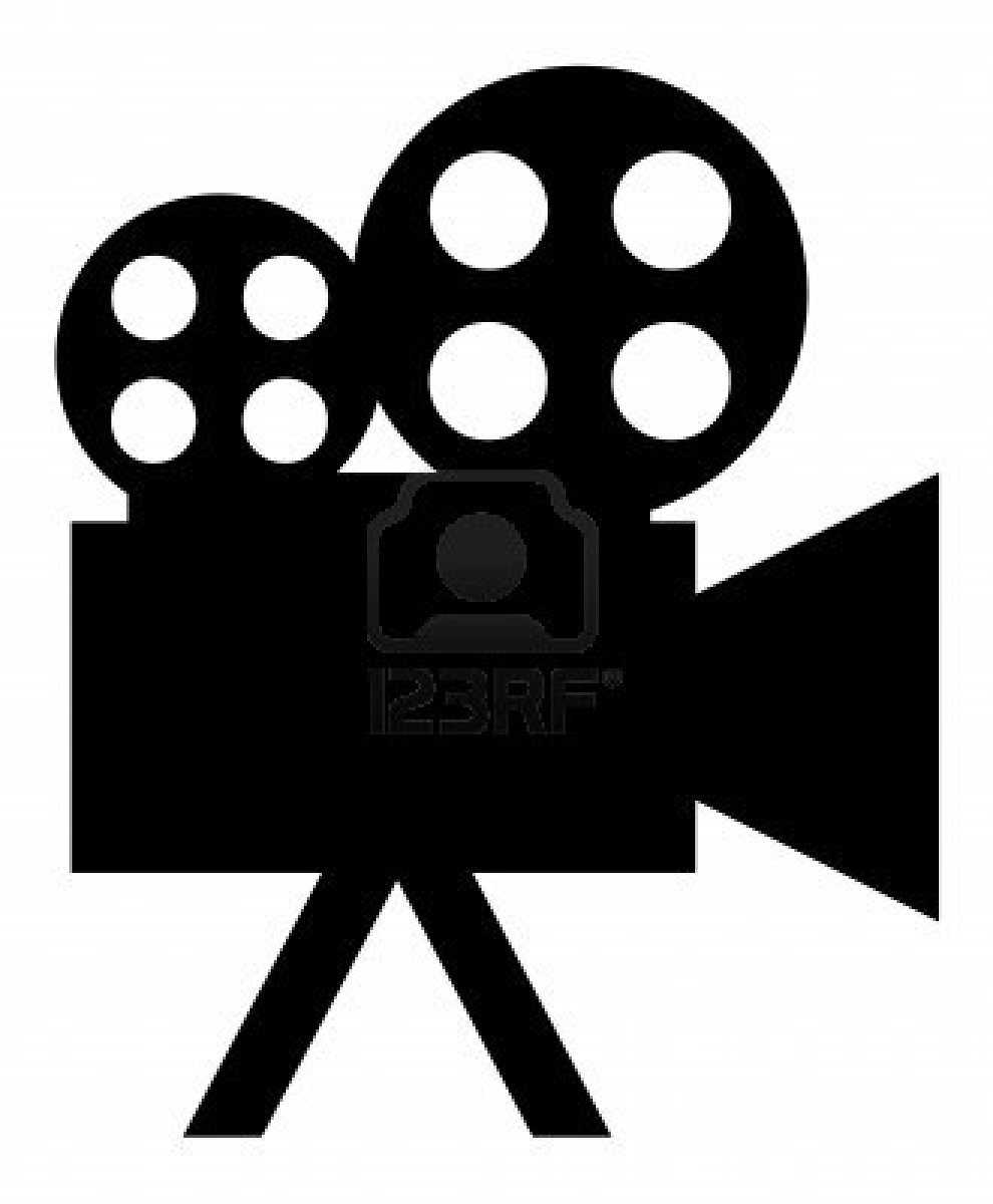 990x1200 List Of Synonyms And Antonyms Of The Word Movie Camera Silhouette