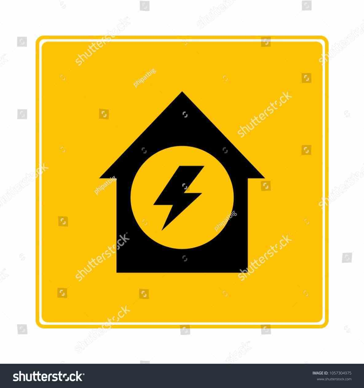 1185x1264 Electricity Symbol Yellow Plug Background Battery Low Level Stock