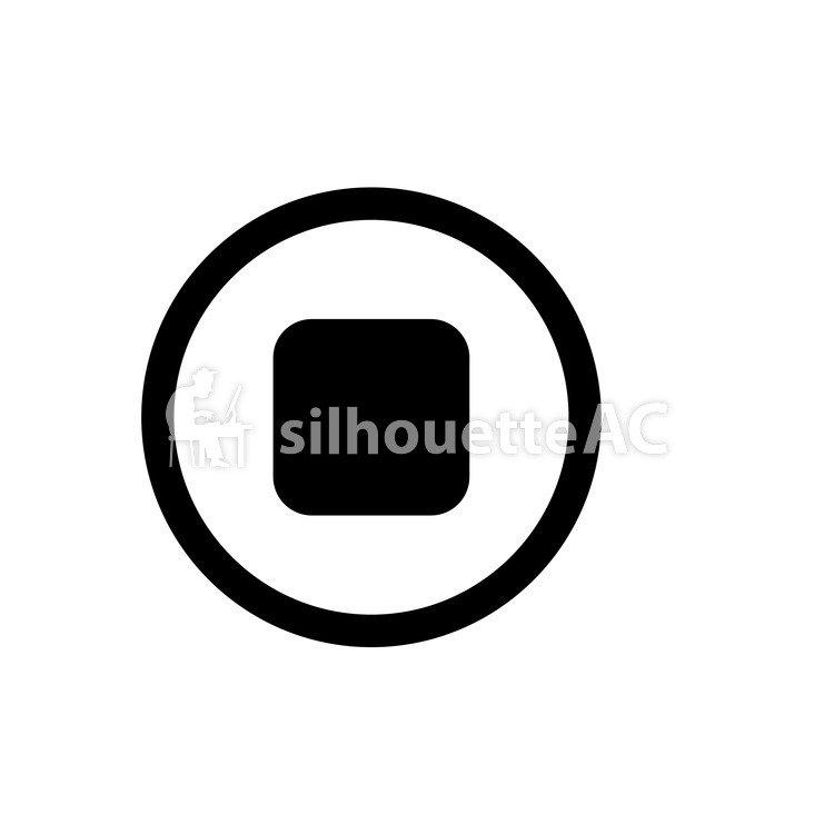 750x750 Free Silhouettes Music, Icon