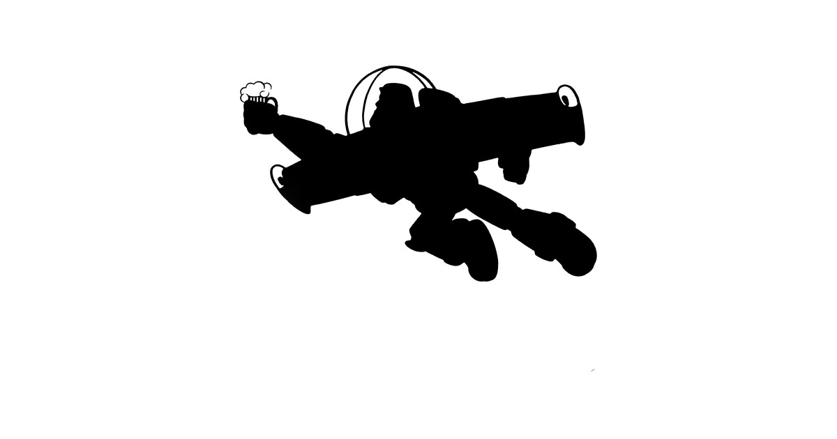 1200x630 Spaceman Beer Inspired Silhouette