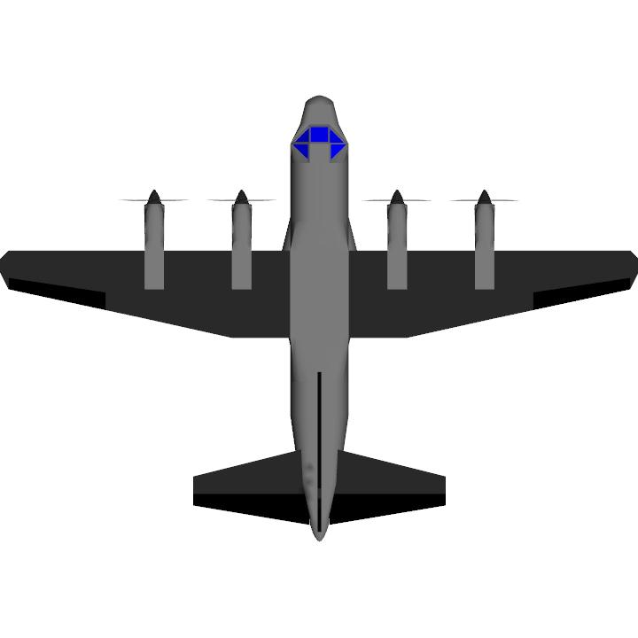 720x720 Simpleplanes C 130 Hercules (C130 C130j)