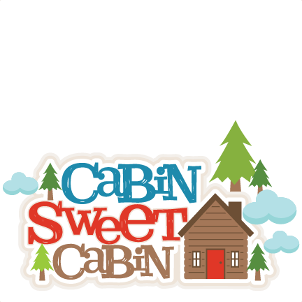 432x432 Cabin Silhouette Clipart Collection
