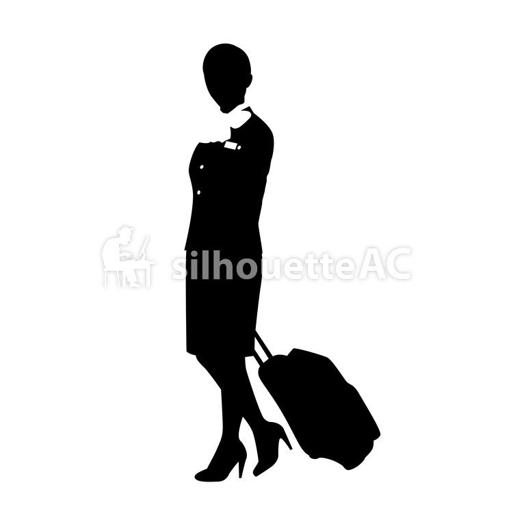 750x750 Free Silhouette Vector Ca, An Illustration