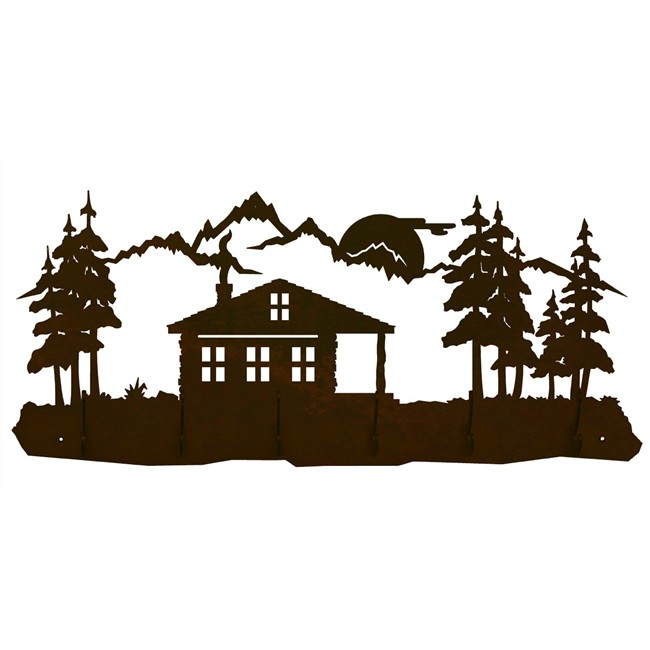 cabin silhouette clip art at getdrawings com free for personal use rh getdrawings com cabin clipart black and white cabin clipart images