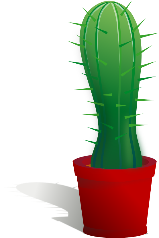 555x827 Cactus Silhouette Clipart Clipart Kid 2