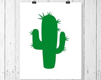 340x270 Cactus Svg Cactus Clipart Cactus Silhouette Cricut Files
