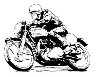 340x270 Cafe Racer Art