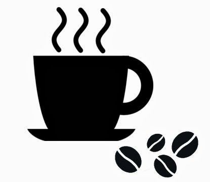 415x359 The Free Svg Blog Coffee Break! Free Svg Vector Download Cup