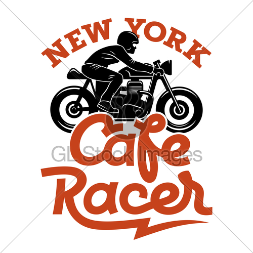 500x500 Cafe Racer Gl Stock Images