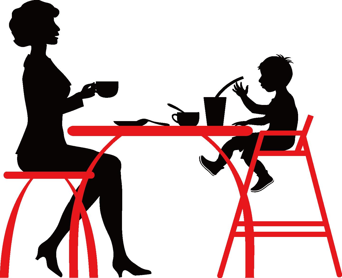 1441x1171 Coffee Cafe Euclidean Vector Silhouette