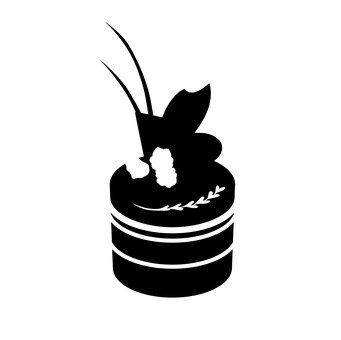341x340 Free Silhouette Vector 1 this, A candle, icon