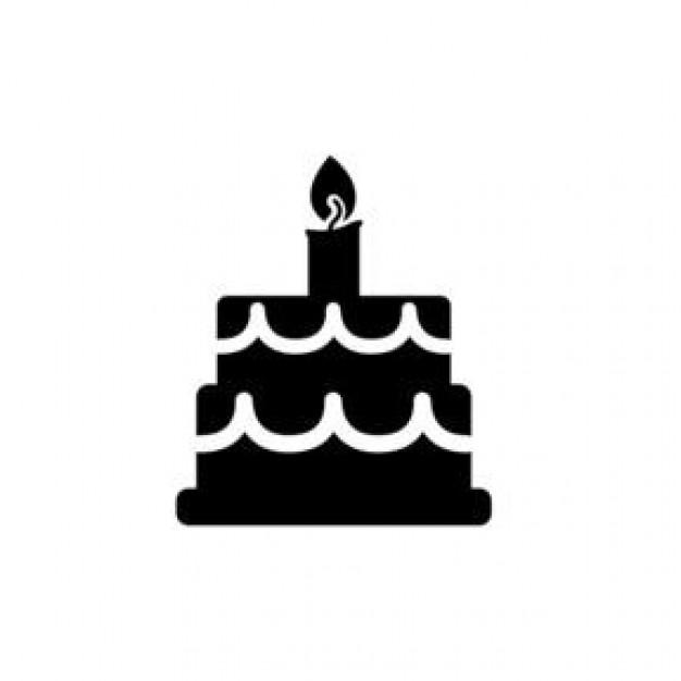 626x626 Birthday Cake Icons
