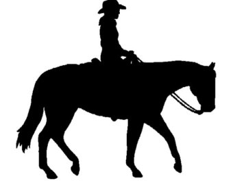 340x270 Roping Decal Etsy