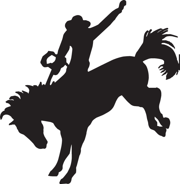 600x612 Silhouette Decal