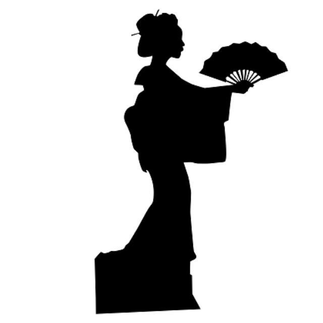 640x640 Silhouette Geisha Mayu Rental San Francisco Ca, Rent Silhouette