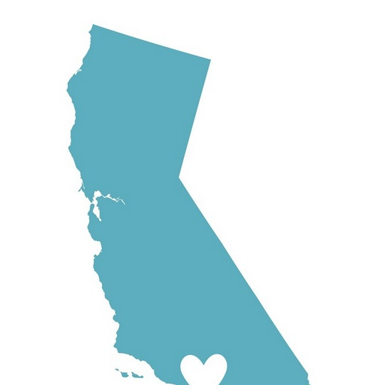 540x540 California Outline Clip Search Tattoos, Outline Map, Onesie