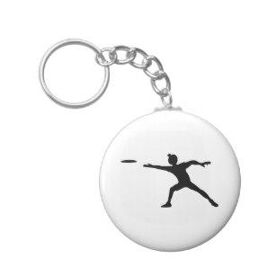 307x307 Silhouette Keychains Zazzle