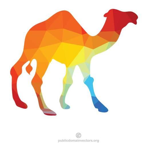 500x500 Camel Silhouette Public Domain Vectors