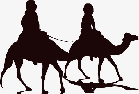 478x323 Camel Silhouette, Riding, Camel, Sketch Png And Vector For Free