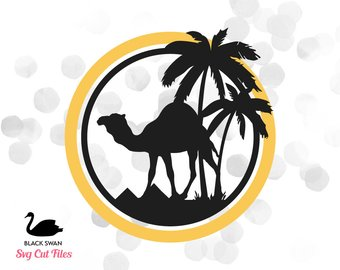 340x270 Camel Silhouette Etsy