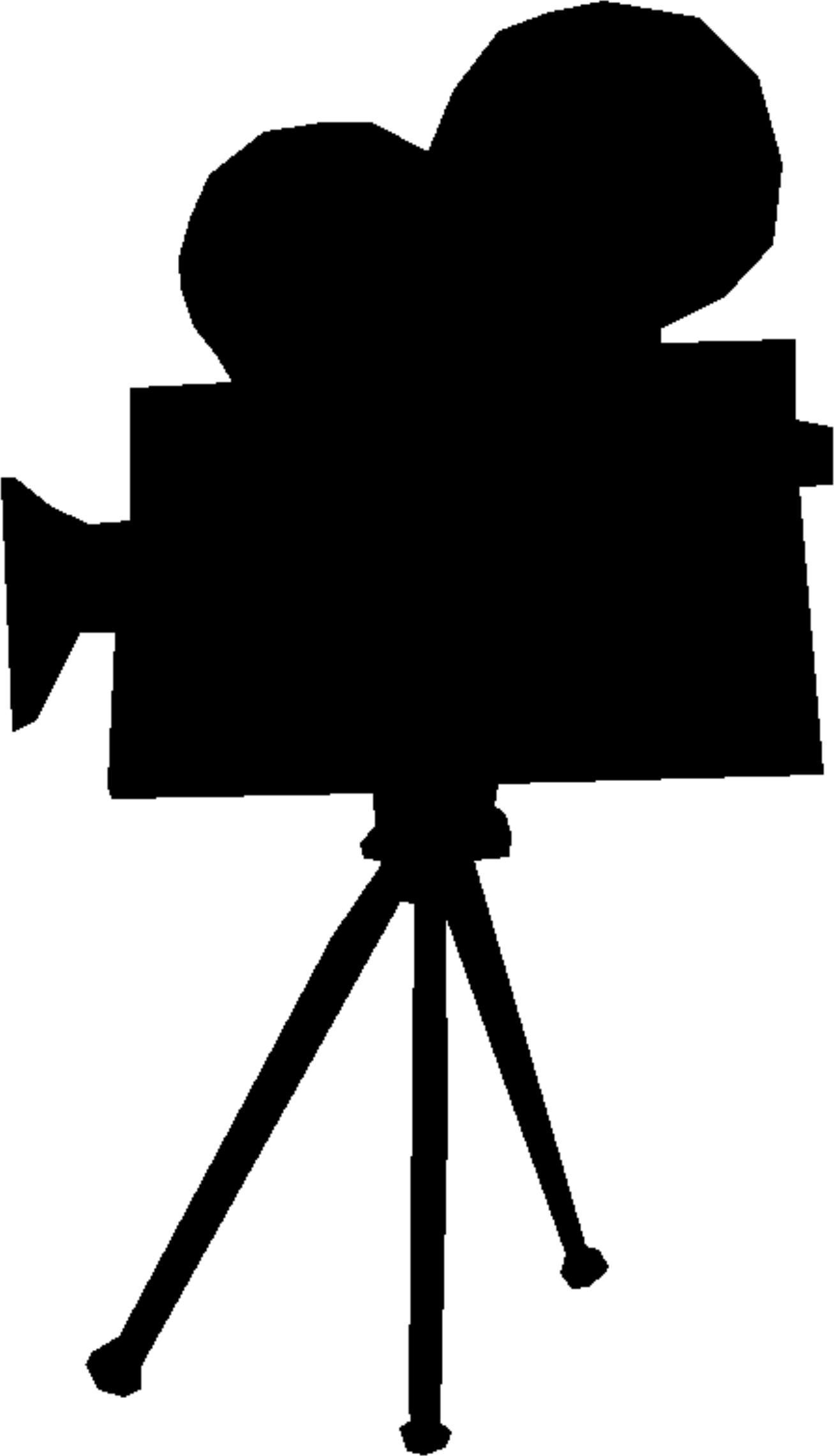 1307x2282 Film Camera Silhouette Png Inspirational Projector Icons Png Free