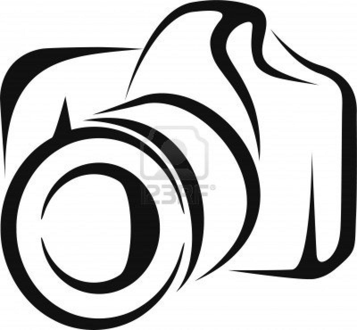1200x1110 Nobby Camera Clip Art For Logo 35674