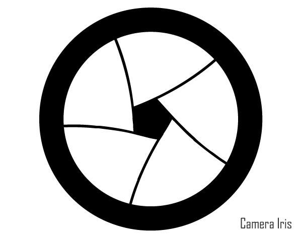 600x475 Free Camera Iris Vector Art 123freevectors