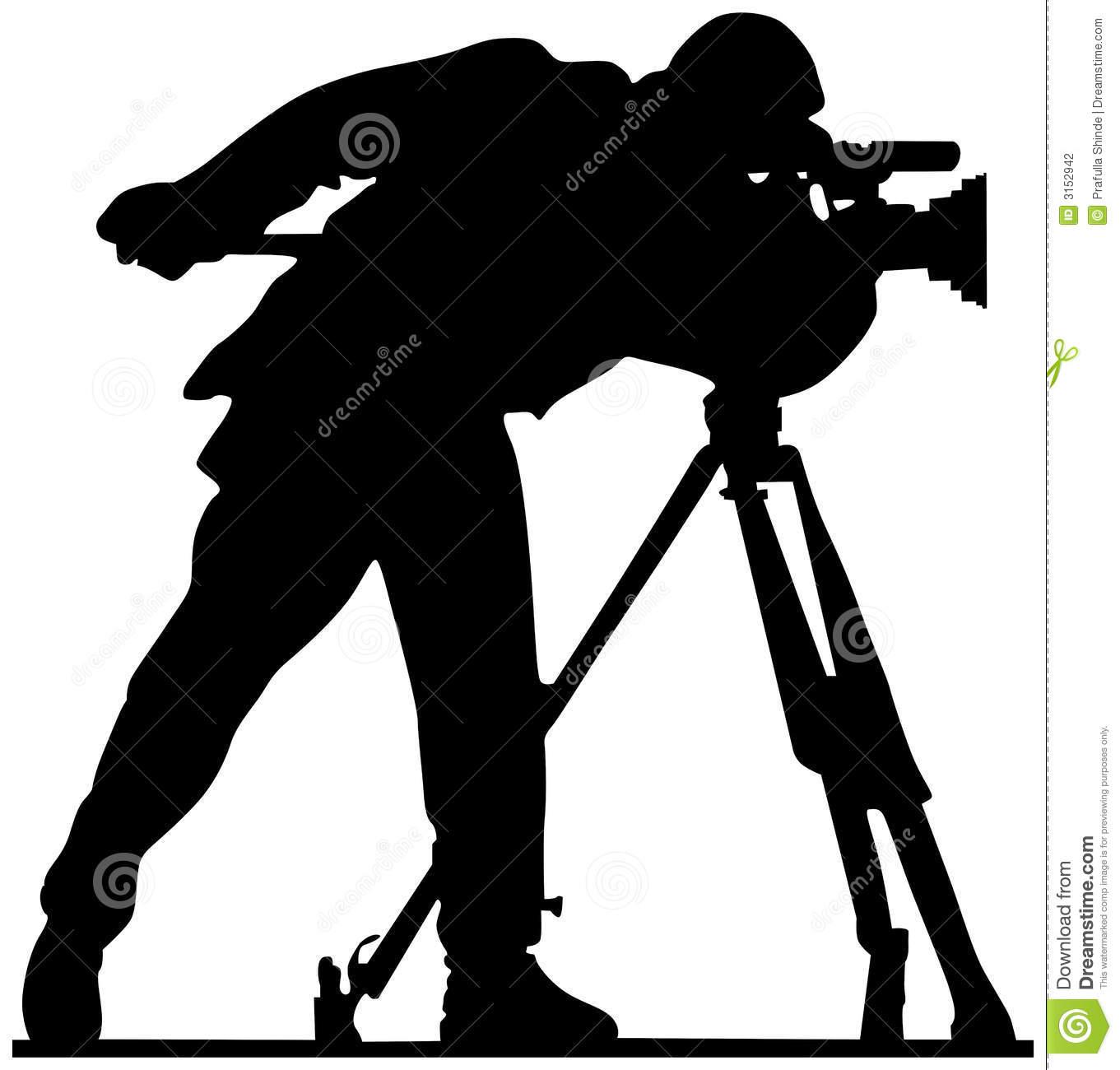 1361x1300 Cameraman Clipart