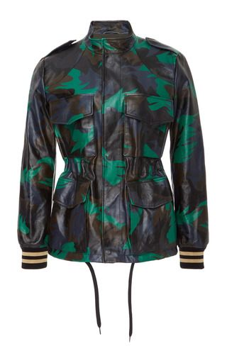 320x512 This Tomas Maier Jacket Features A Sporty Camo Palm Print