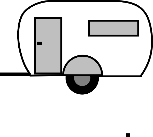 600x537 Airstream Clip Art