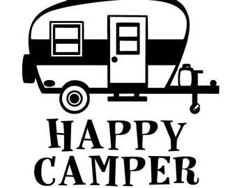 340x270 Happy Camper Svg Etsy