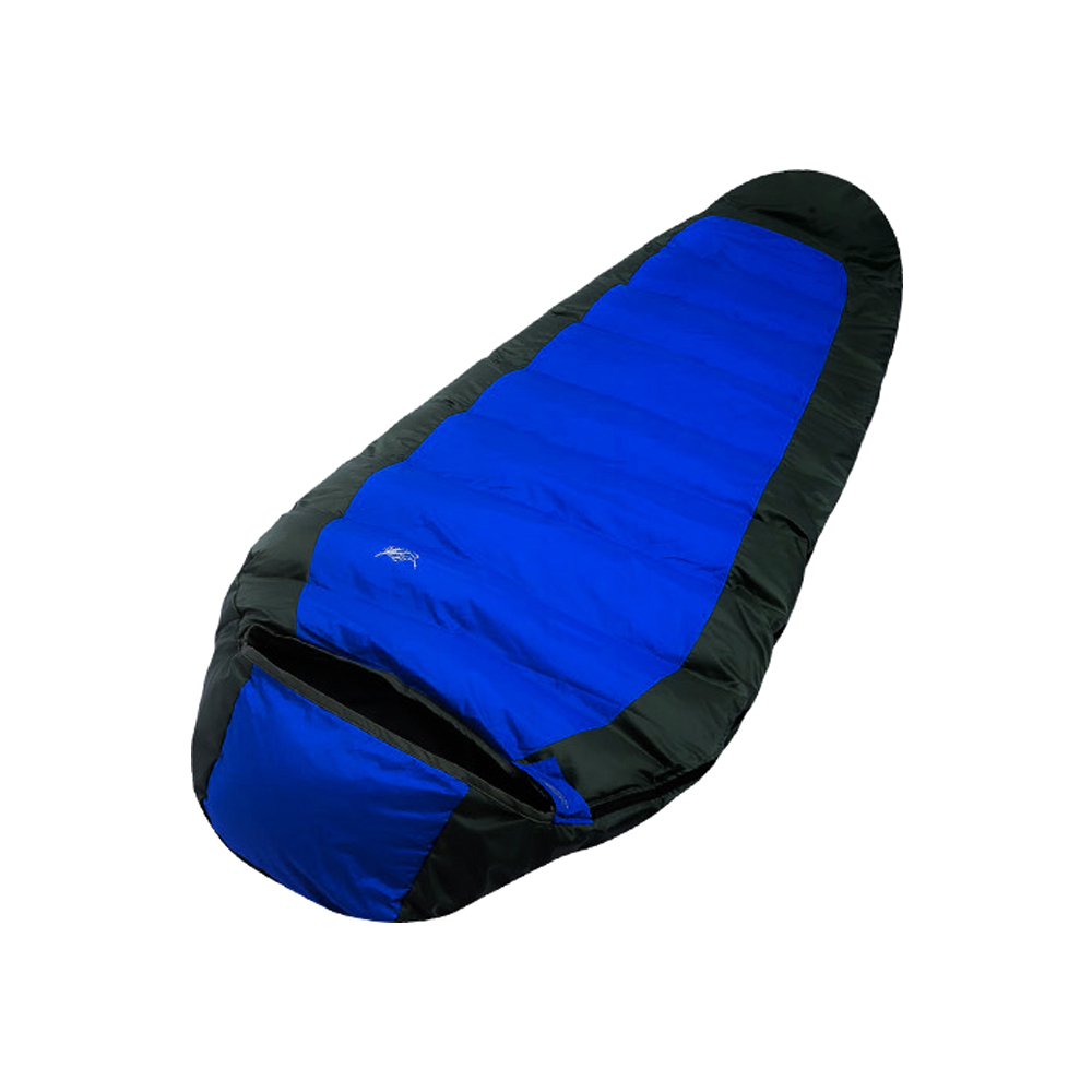 1000x1000 Silhouette Duck Down Sleeping Bag Camping
