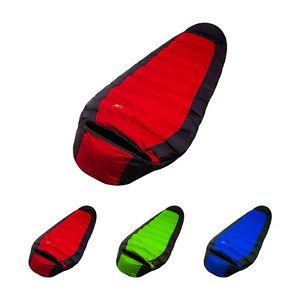 300x300 Silhouette Duck Down Sleeping Bag Waterproof Camping Hiking