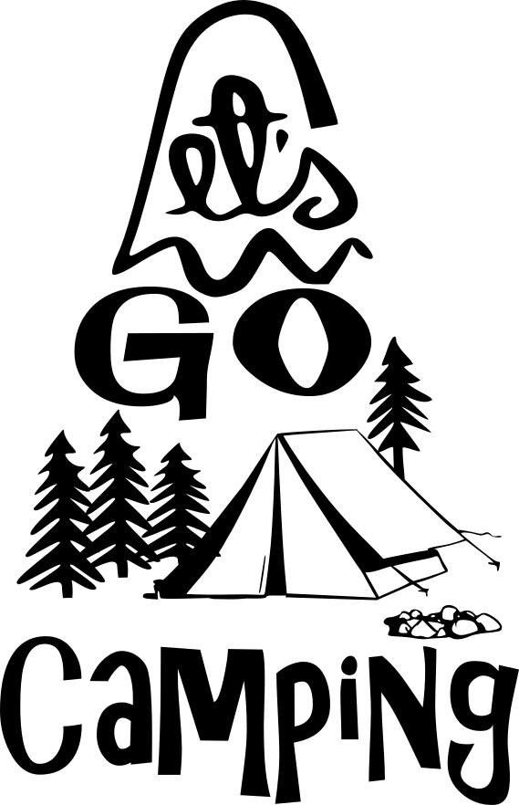 569x882 Let's Go Camping!