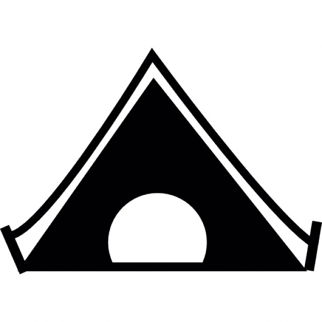 626x626 Tent Camping Icons Free Download