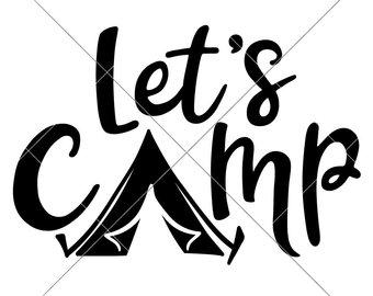 340x270 Tent Svg Etsy