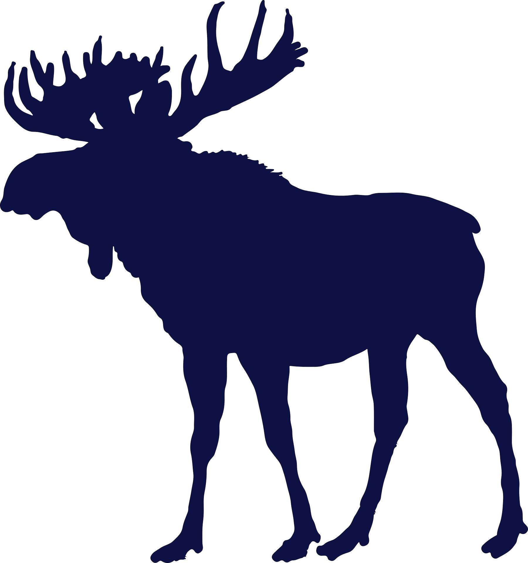 1800x1920 Moose Decal Art Work Moose, Guitar Picks And Buy