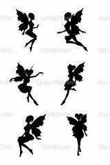 160x240 Fairy Silhouette