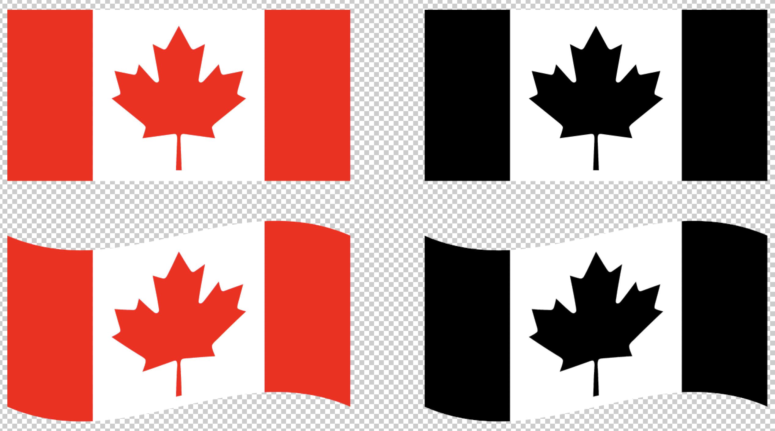 canadian flag silhouette at getdrawings com free for personal use rh getdrawings com canadian flag vectors free canada flag vector file free