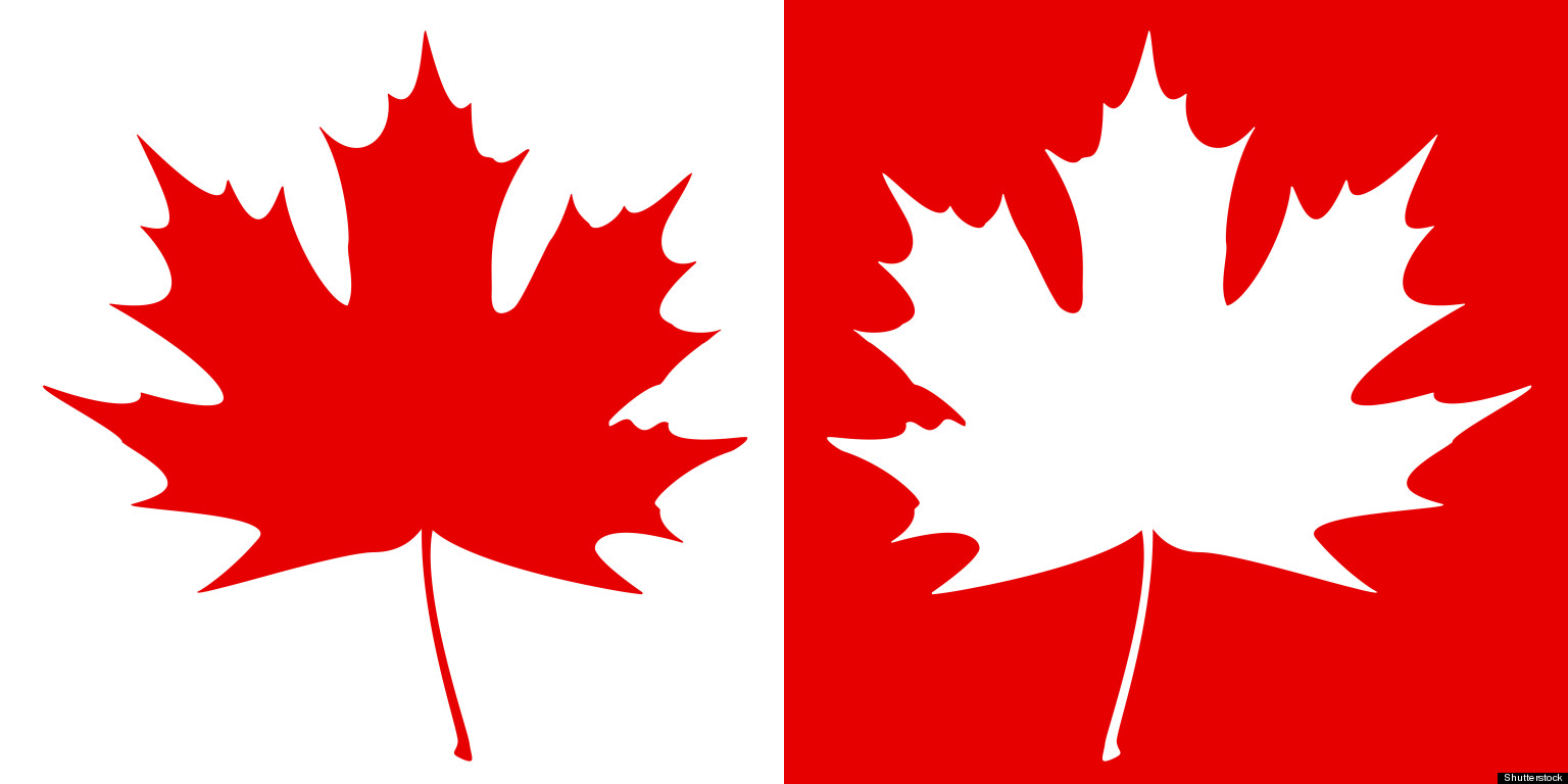Canadian Maple Leaf Silhouette At Getdrawings Com Free For