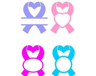 340x270 Breast Cancer Ribbon Svg