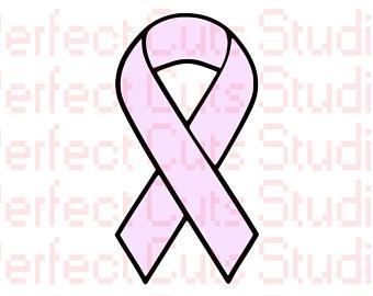 340x270 Cancer Ribbon Svg Etsy