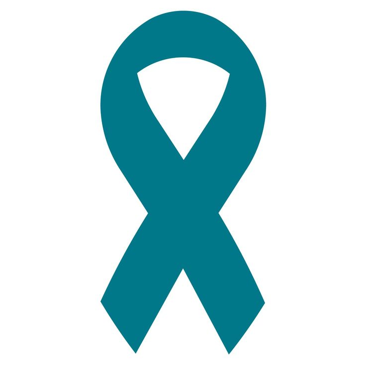 cancer ribbon silhouette at getdrawings com free for ovarian cancer teal ribbon clip art Ovarian Cancer Awareness